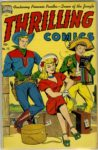Thrilling Comics #72, Pines