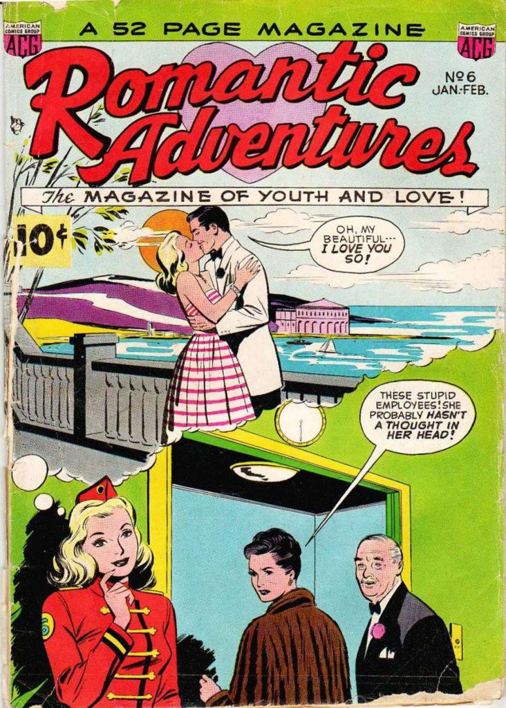 Romantic Adventures #6, ACG