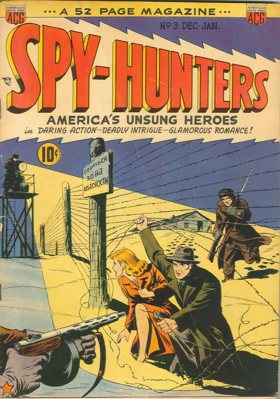 Spy-Hunters #3, ACG