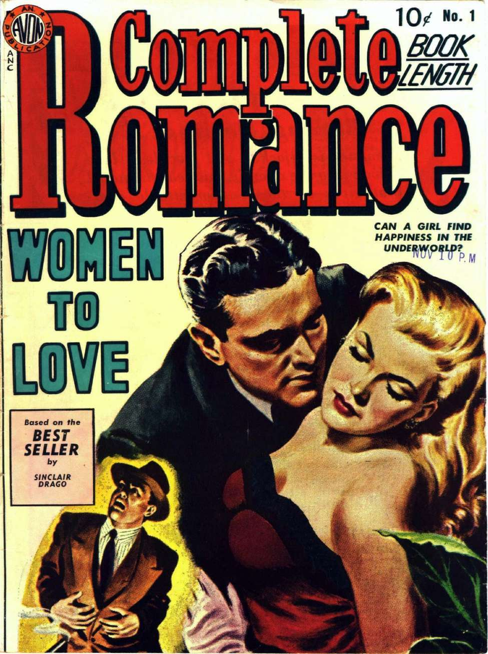 Complete Romance #1, Avon