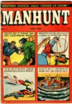 Manhunt #7, Magazine Enterprises
