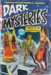 Dark Mysteries #10, Story