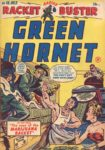 Green Hornet #46, Harvey