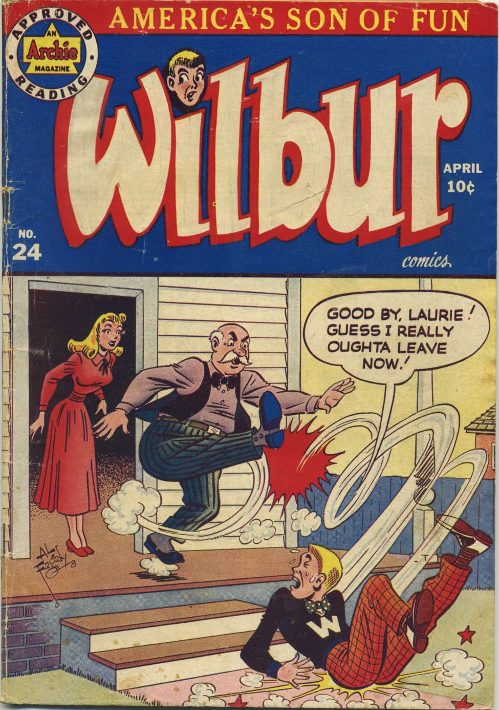 Wilbur #24, MLJ/Archie