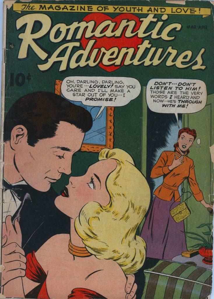 Romantic Adventures #1, ACG