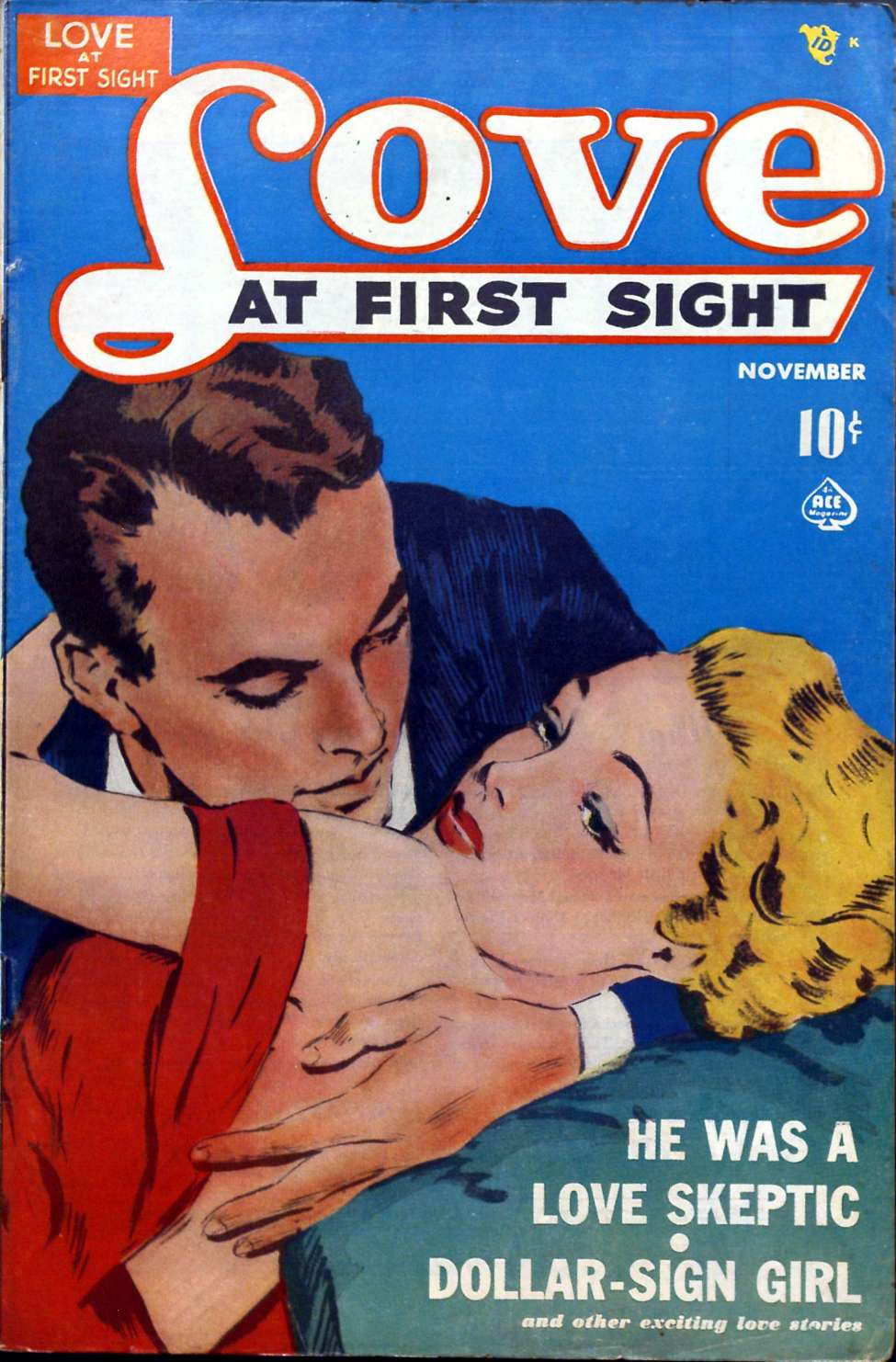 Love At First Sight #6, Ace Magazines