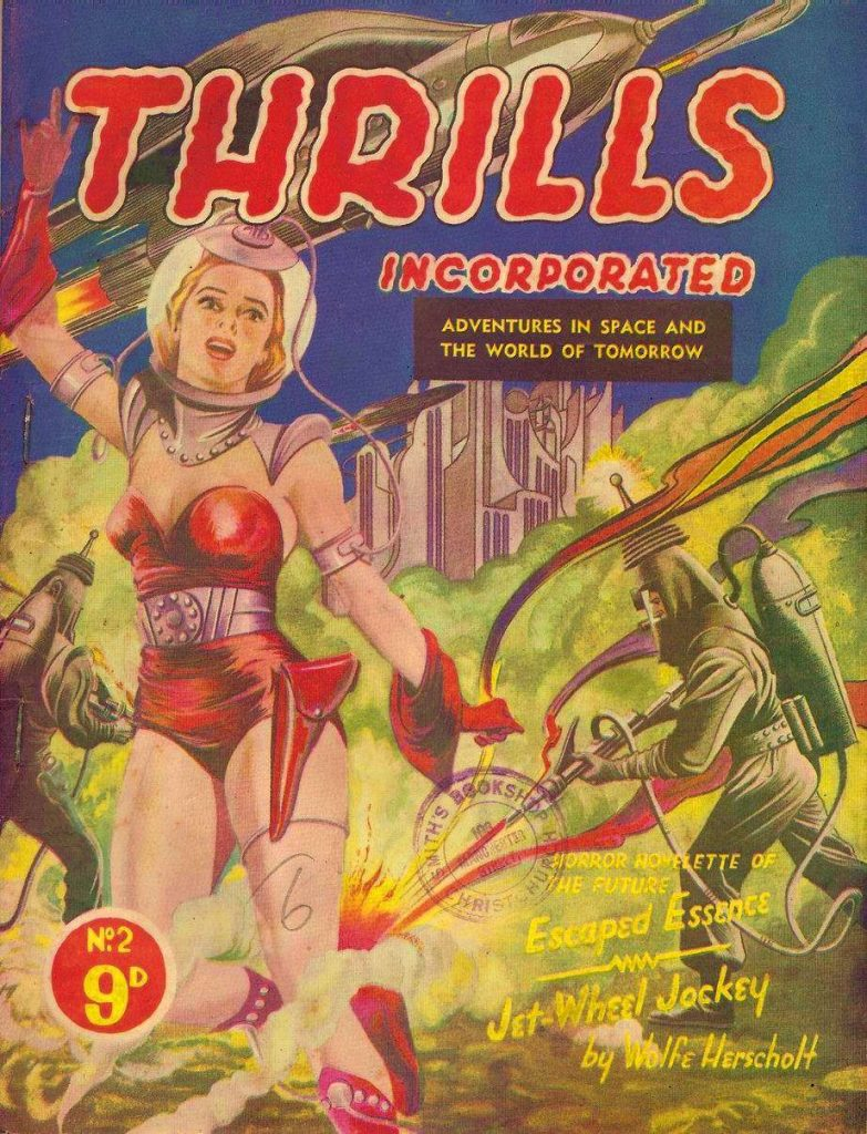 Thrills Incorporated #2