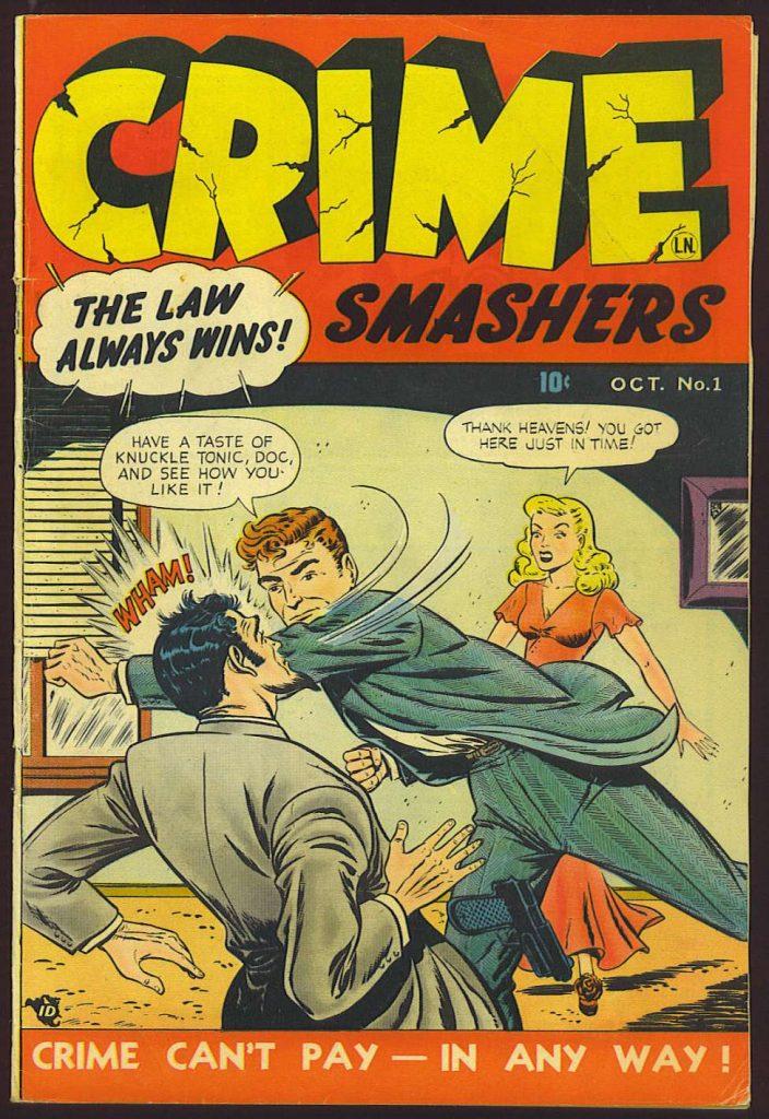 Crime Smashers #1, Trojan
