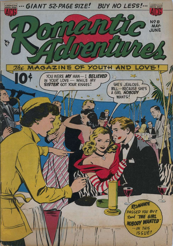 Romantic Adventures #8, ACG