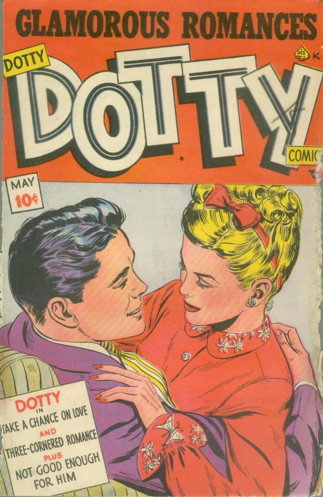 Dotty #40, Ace