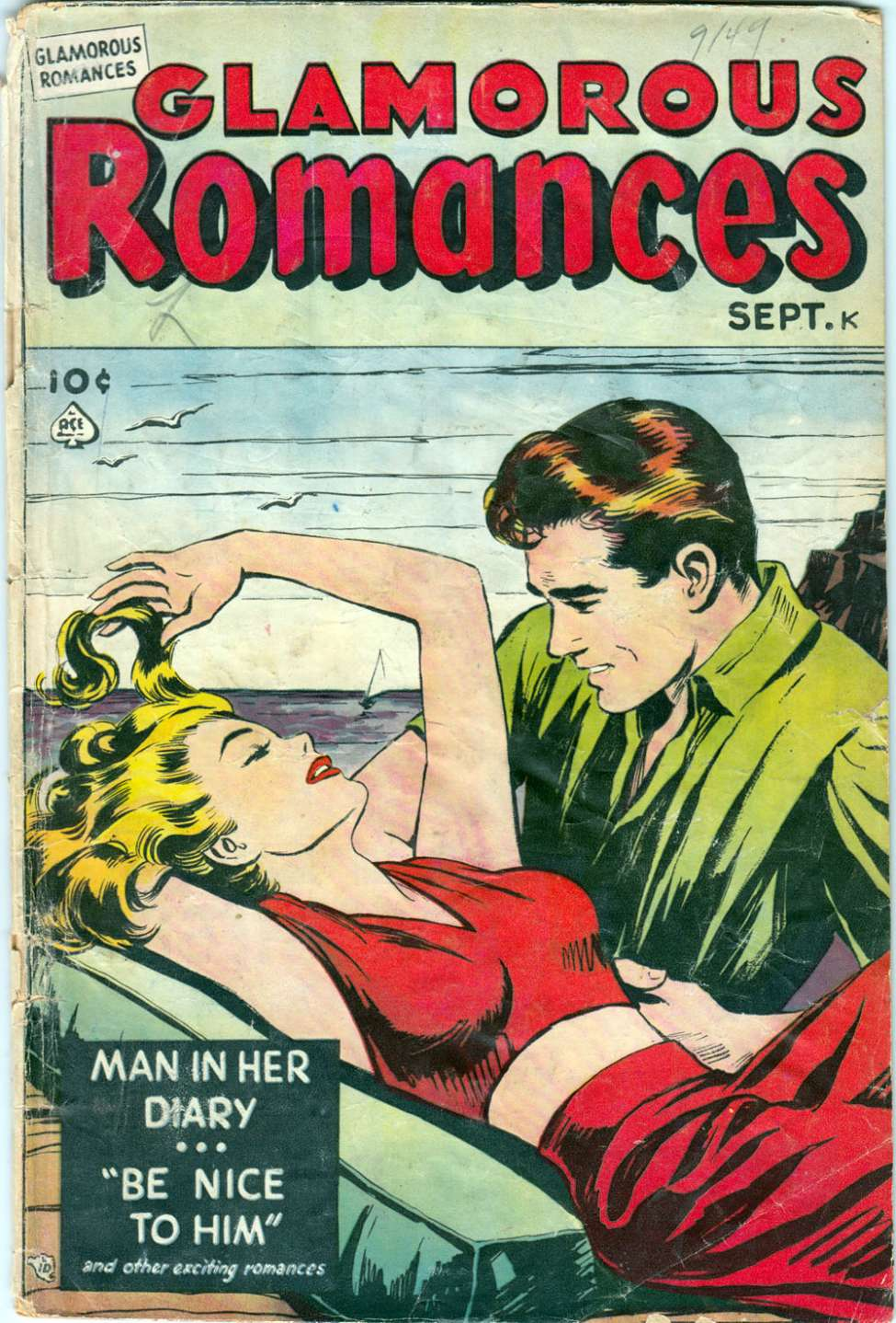 Glamorous Romances #42, Ace