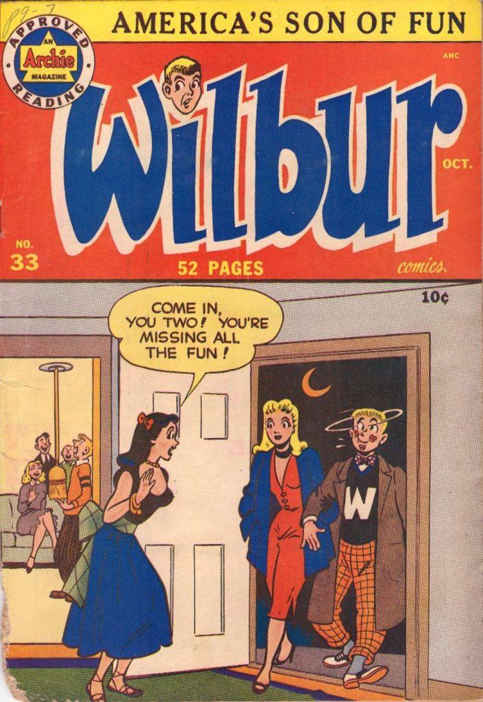 Wilbur #33, MLJ/Archie