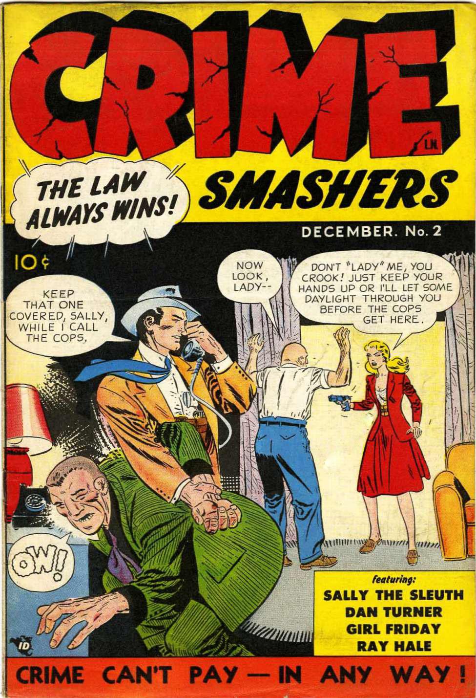 Crime Smashers #2, Trojan