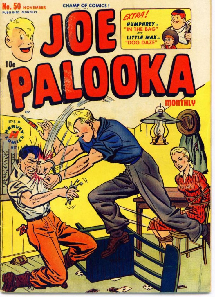 Joe Palooka Monthly #50, Harvey