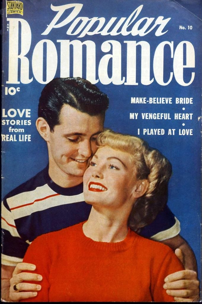 Popular Romance #10, Standard Comics