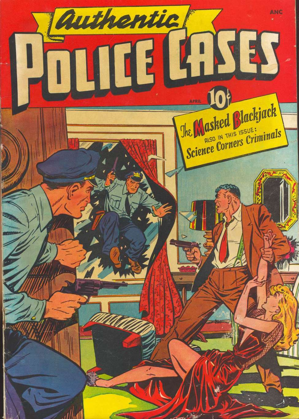 Authentic Police Cases #7, St. John