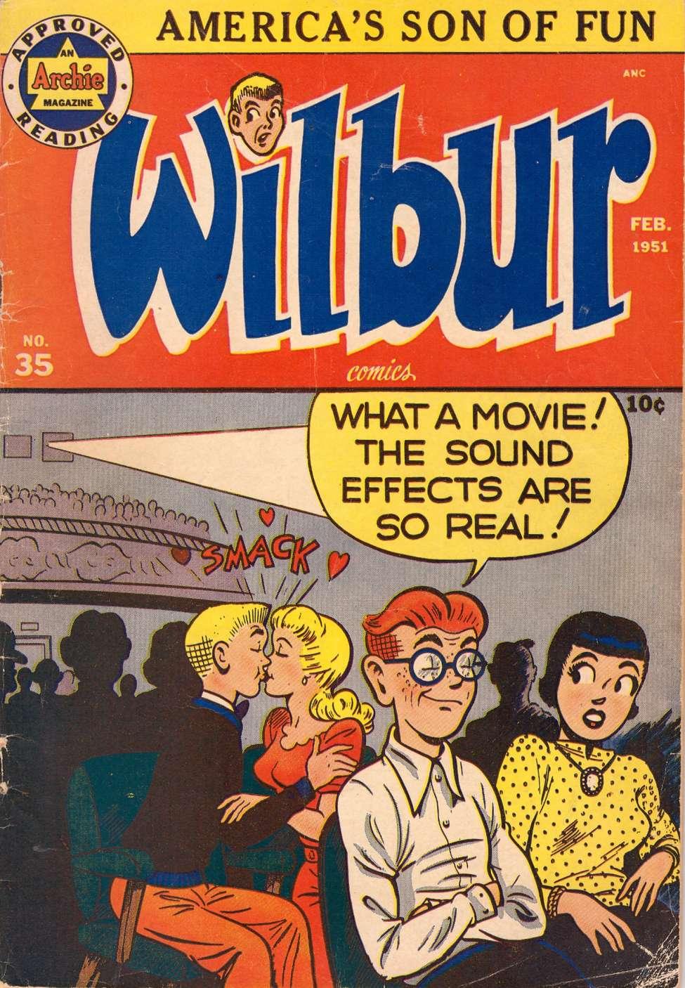 Wilbur #35, MLJ