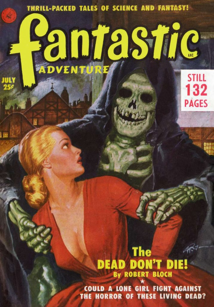 Fantastic Adventures v13 #7