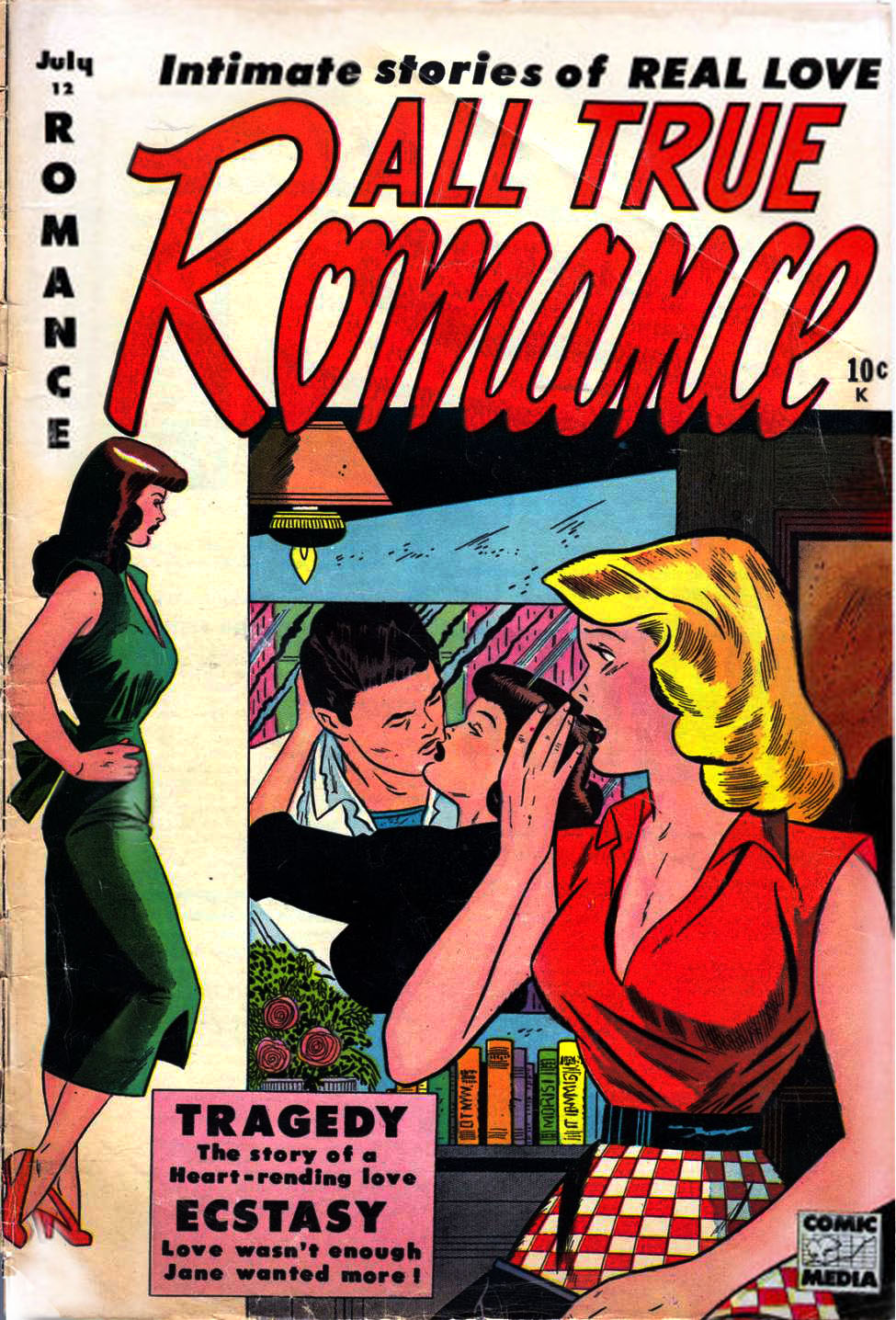 All True Romance #12 by Comic Media