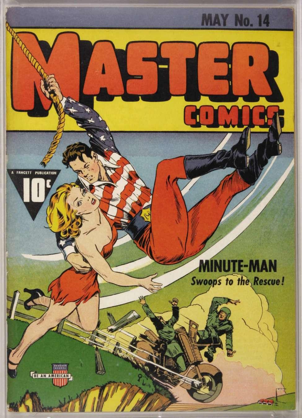Master Comics #14 by Fawcett