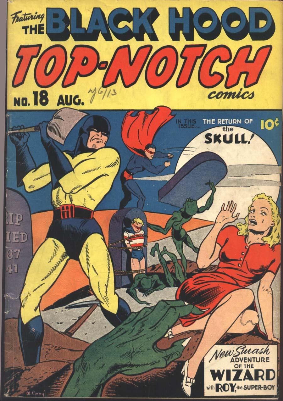 Top-Notch #18 by MLJ