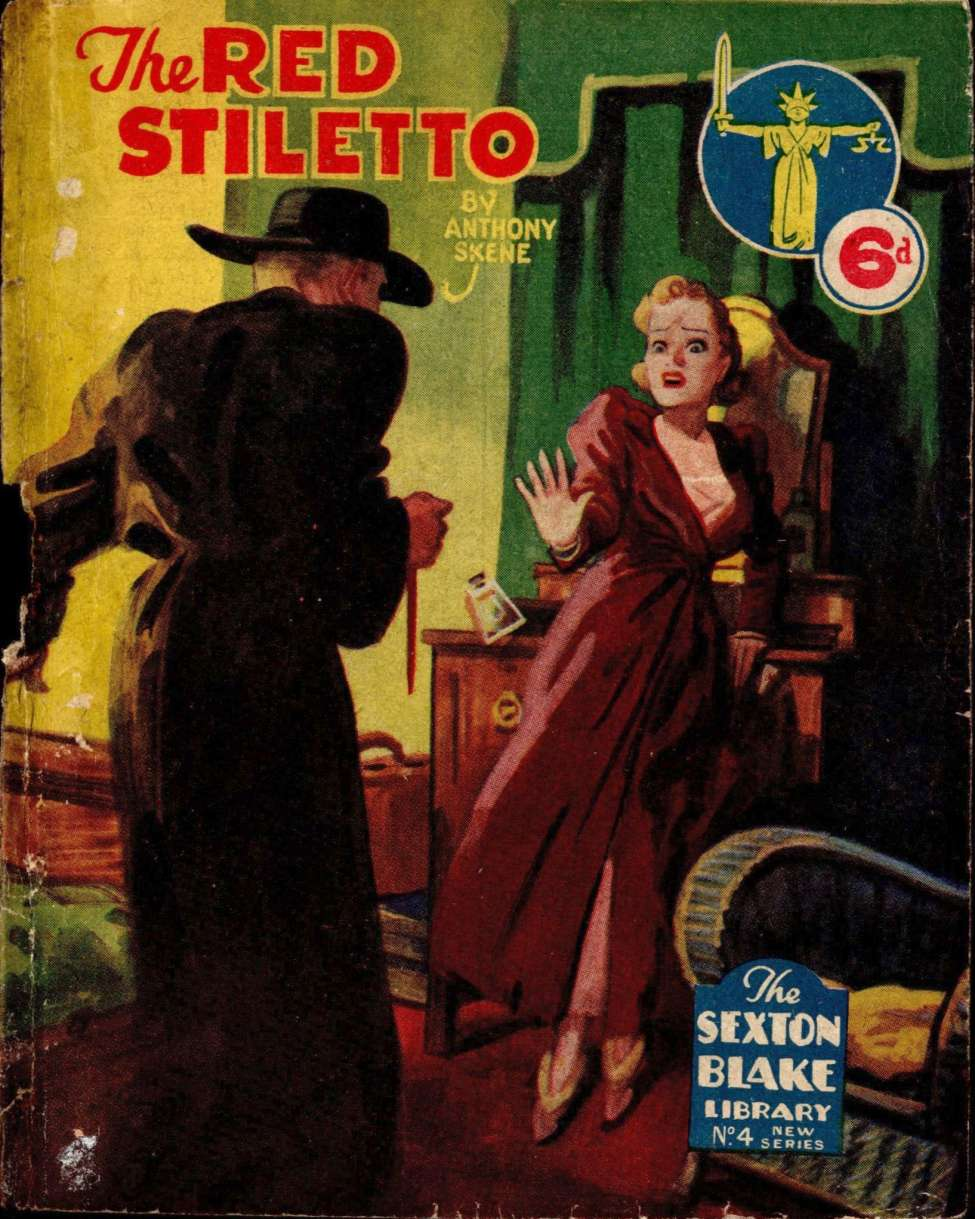 Sexton Blake Library S3#4