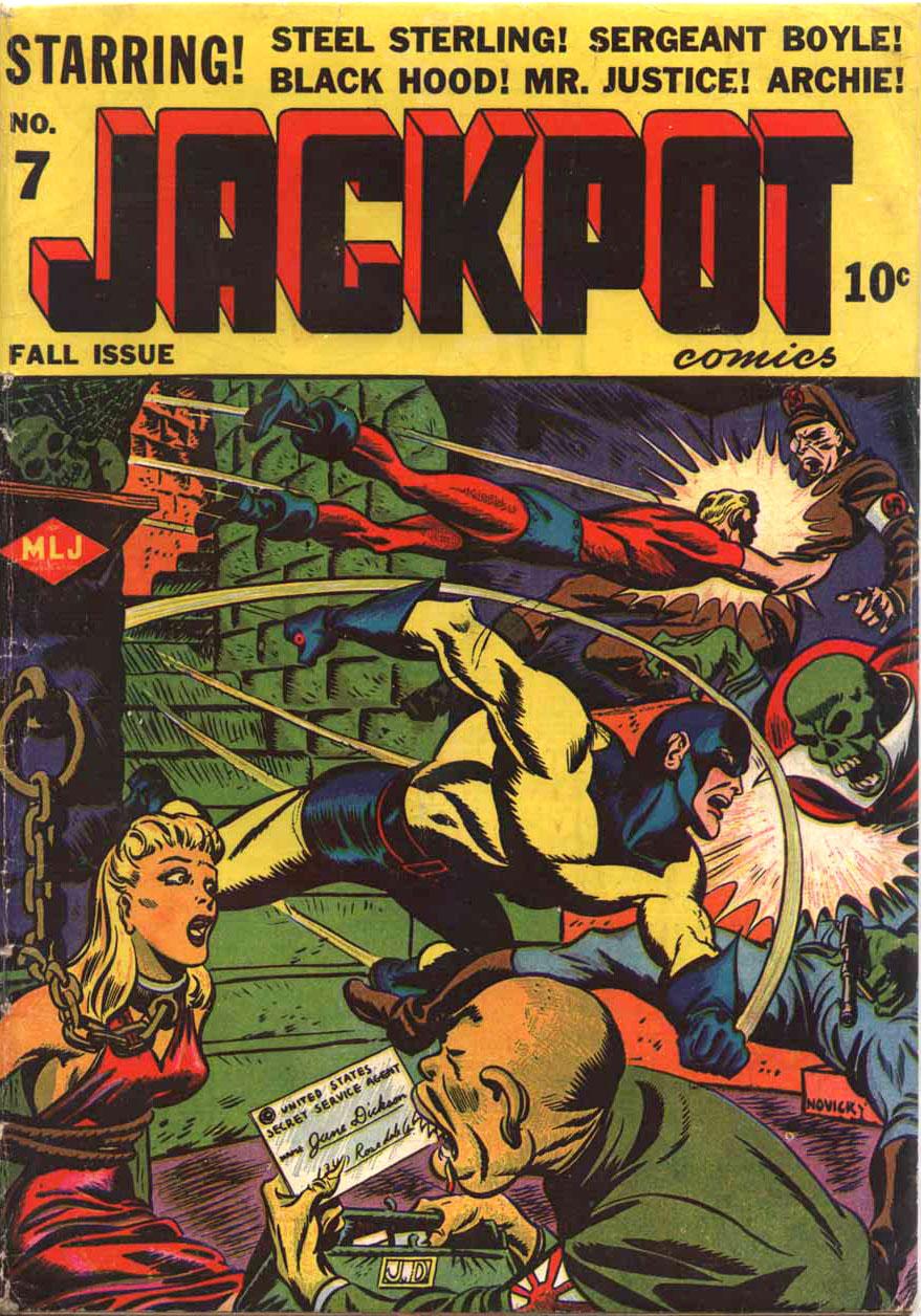 Jackpot Comics #7, MLJ