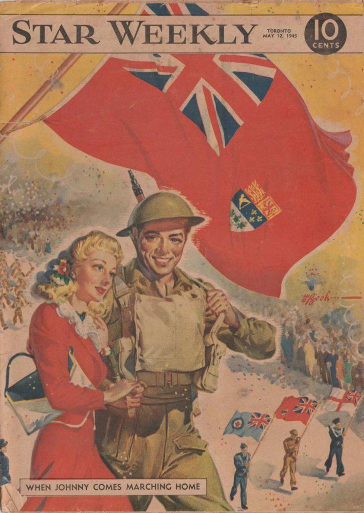 Star Weekly, May 12, 1945