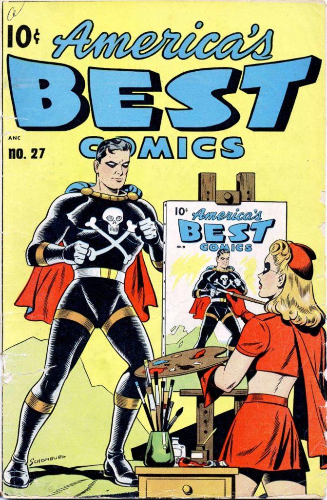 America's Best Comics #27, Pines