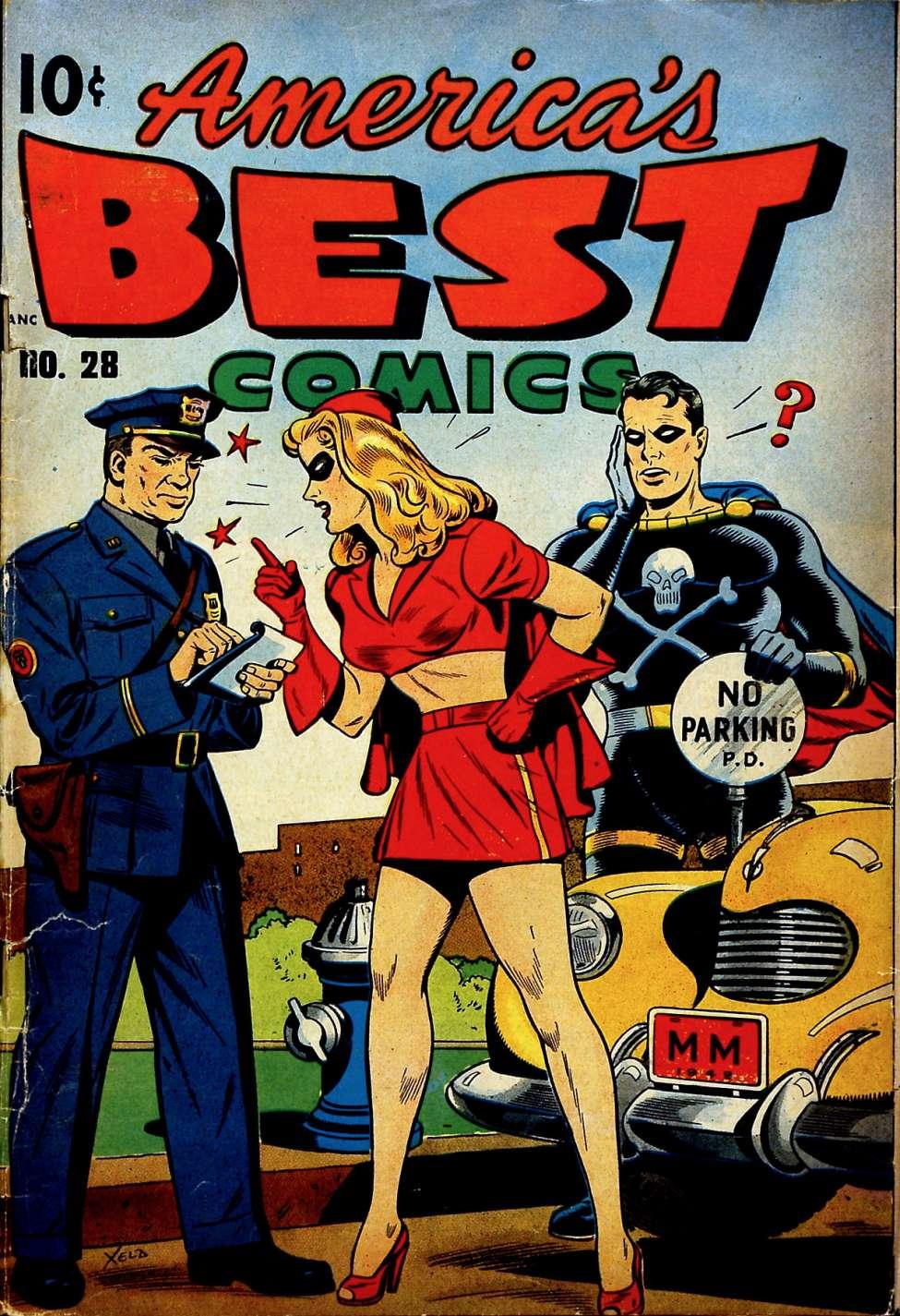 America's Best Comics #28, Pines