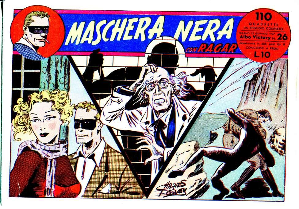 Ragar #26 Maschera Nera (Italy)