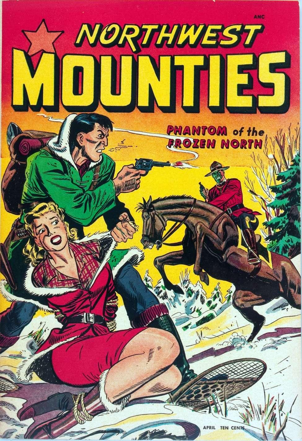 Northwest Mounties #3, St. John