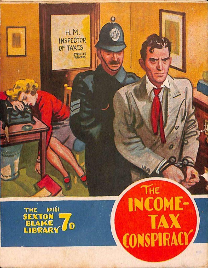 Sexton Blake Library s3 #161