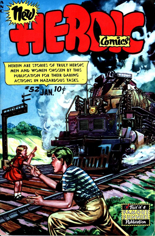 New Heroic Comics #52, Eastern
