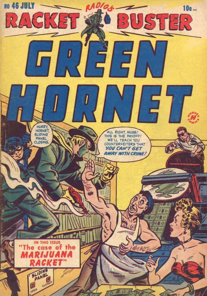 Green Hornet #46, Harvey