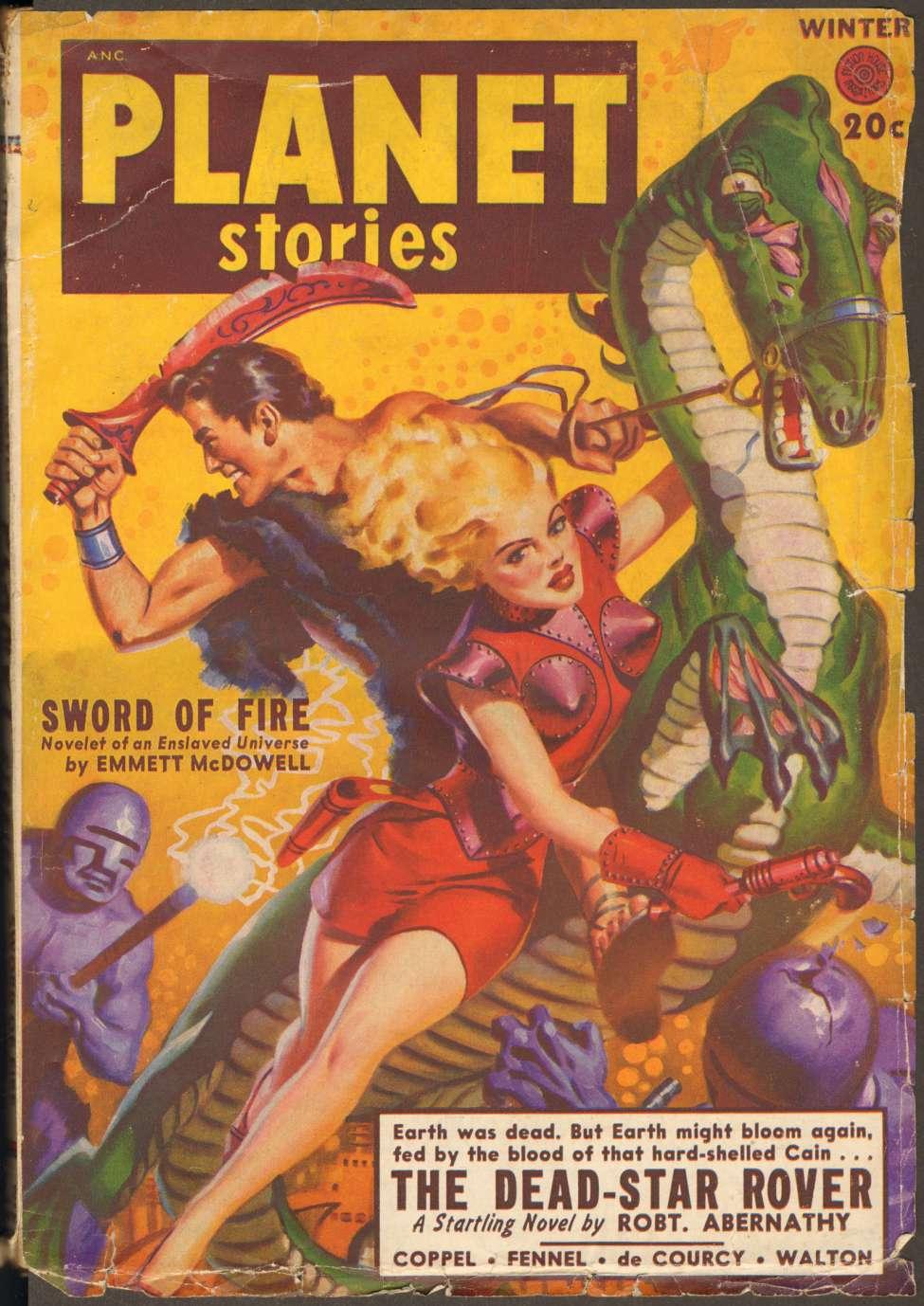 Planet Stories v4 #5