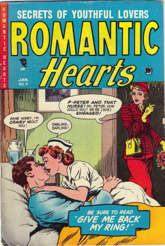 Romantic Hearts #4, Story