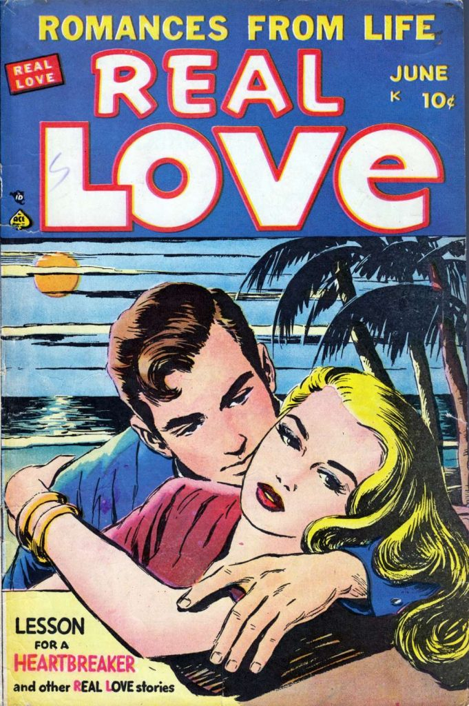 Real Love #26, Ace Magazines