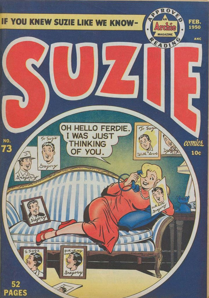 Suzie #73, MLJ/Archie