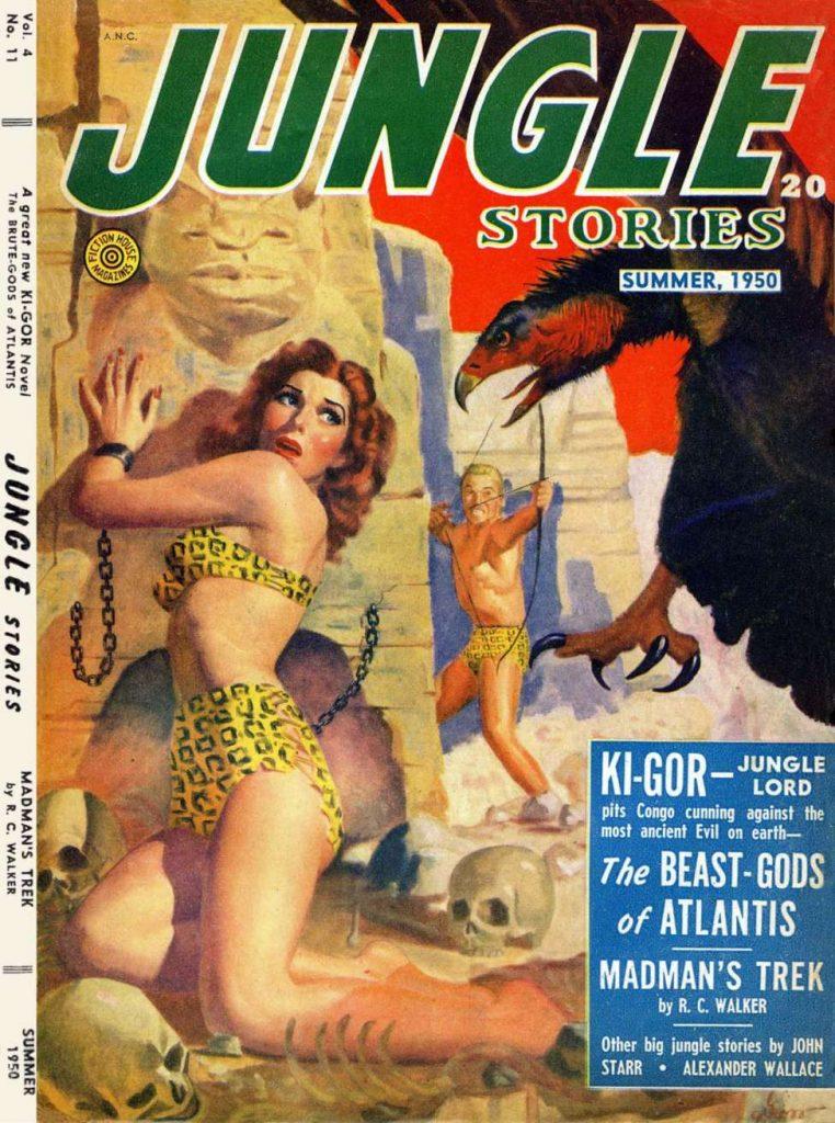 Jungle Stories v4 #11