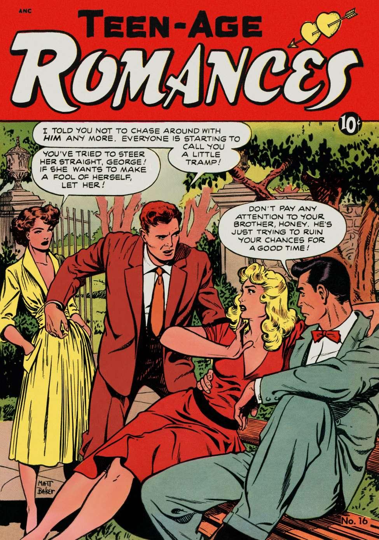 Teen Age Romances #16. St. John