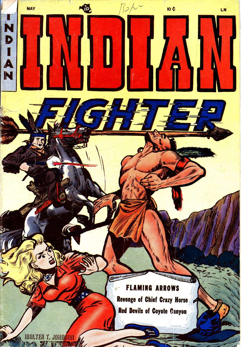 Indian Fighter #1, Youthful Magazines