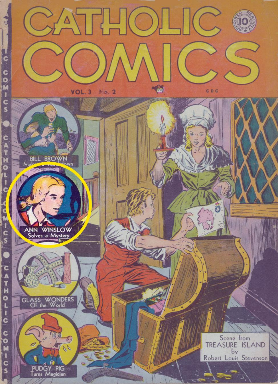 Catholic Comics v.3 #2