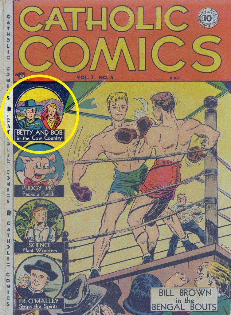 Catholic Comics v.3 #5